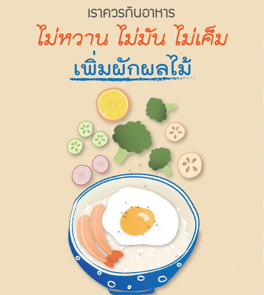 Thai Health Literacy Key Message01